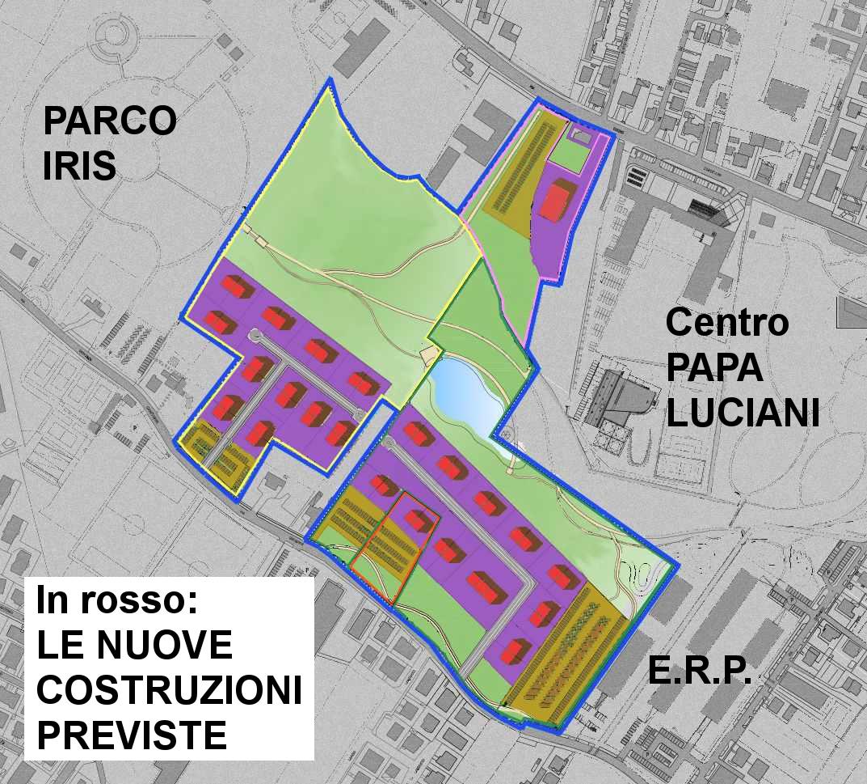 prog_nuove edificazioni_zonaIris-ipotesiA