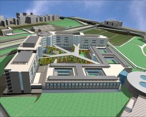 nuovo ospedale padova progetto