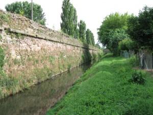 cortina muraria via Volturno