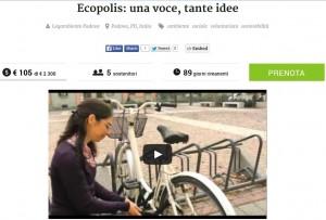 crowdfunding ecopolis