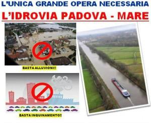 idrovia PADOVA-VENEZIA - incontri