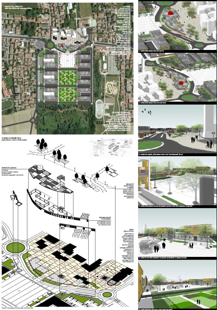 Ex romagnoli dalla citt diffusa all agricoltura urbana - Tavola valdese progetti approvati 2015 ...
