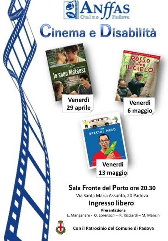 cinema e disabilità