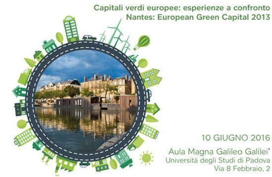Nantes capitali verdi europee