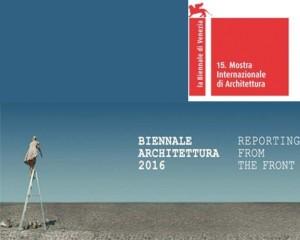 XV biennale architettura - Venezia