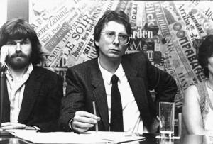 Alex Langer e Reinhold Messner