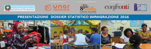 Dossier immigrazione 2016
