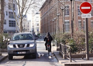 doppio senso bici_Parigi1