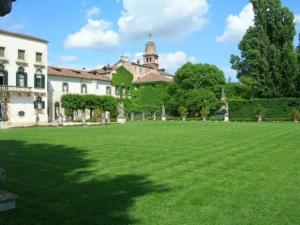 Giardino in provincia di Padova