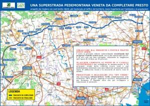 Mappa Pedemontana