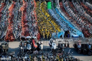Bike-sharing in Cina