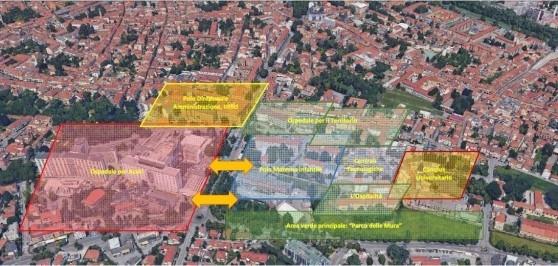 Nuovo Ospedale_studio Giordani_localizzazioni