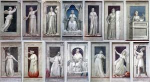 Vizi e virtù_Giotto