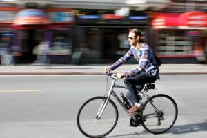 bici al lavoro
