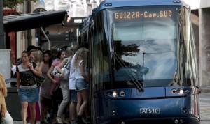 tram e passeggeri
