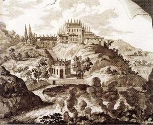 Villa Draghi 1714