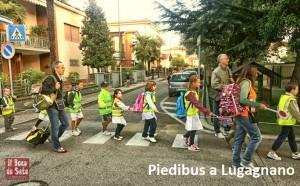 Piedibus-Lugagnano-linea-gialla-settembre-2014